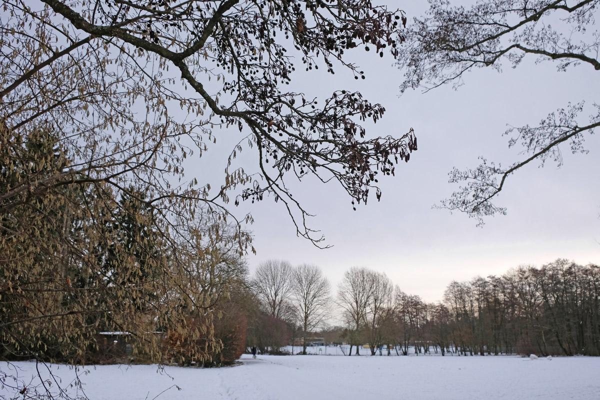 Rosental im Winter 2021
